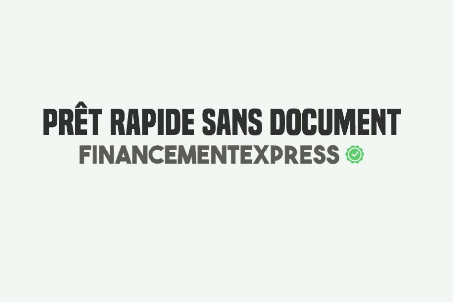 rapide sans document